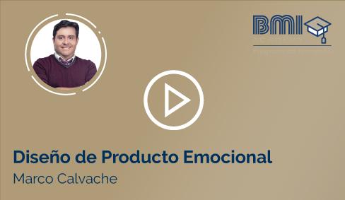 Diseño Producto Emocional